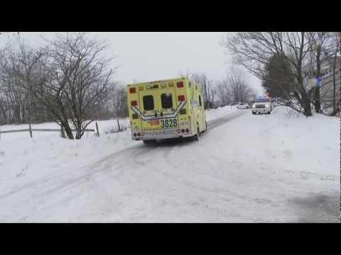 Accident de VTT mortel à Québec