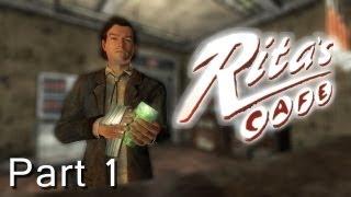 Fallout New Vegas Mods: Goodsprings Cellar & Rita's Cafe - Part 1