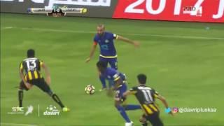 دوري بلس - ملخص مباراة الاتحاد و النصر في الجولة 9 من دوري جميل