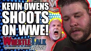 CM Punk UFC RETURN?! Kevin Owens SHOOTS On WWE Title Run! | WrestleTalk News Oct. 2017