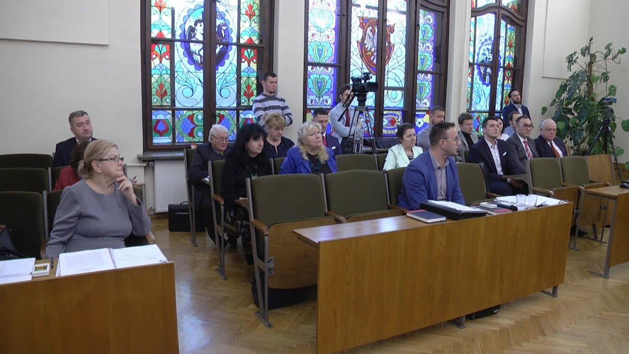 XXIII sesja Rady Miejskiej