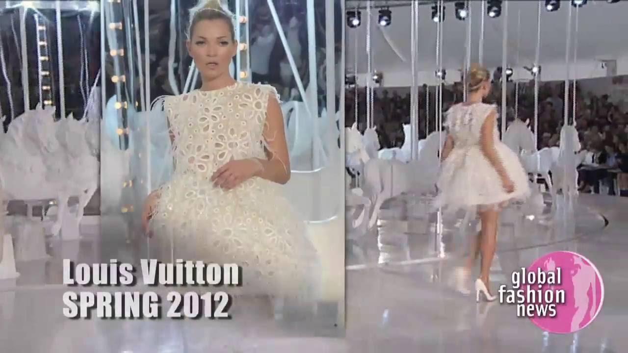 Louis Vuitton Spring/Summer 2012 Runway Show