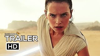 STAR WARS 9 Official Trailer (2019) The Rise Of Skywalker Movie HD