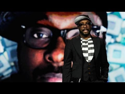 will.i.am Talks Intel and the Future of Computers