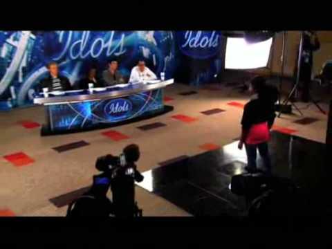 Idols SA - Shirley Makgaba sing Beyonce Hello