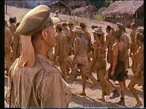 Bridge on the River Kwai Theme from the movie.