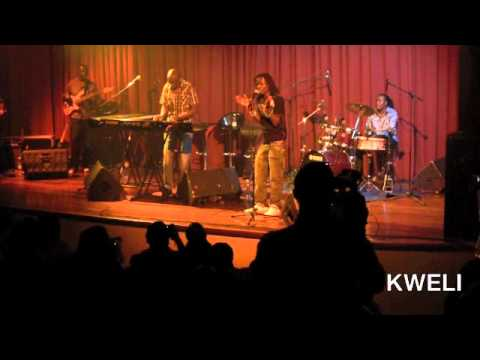 KWELI TV: Juliani at 'All That Jazz' with Aaron