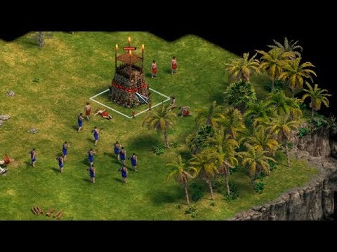 Age of Empires: Definitive Edition | 1v1 Continental vs zeda0