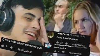 O CARONA DO ALÉM - LENDAS URBANAS