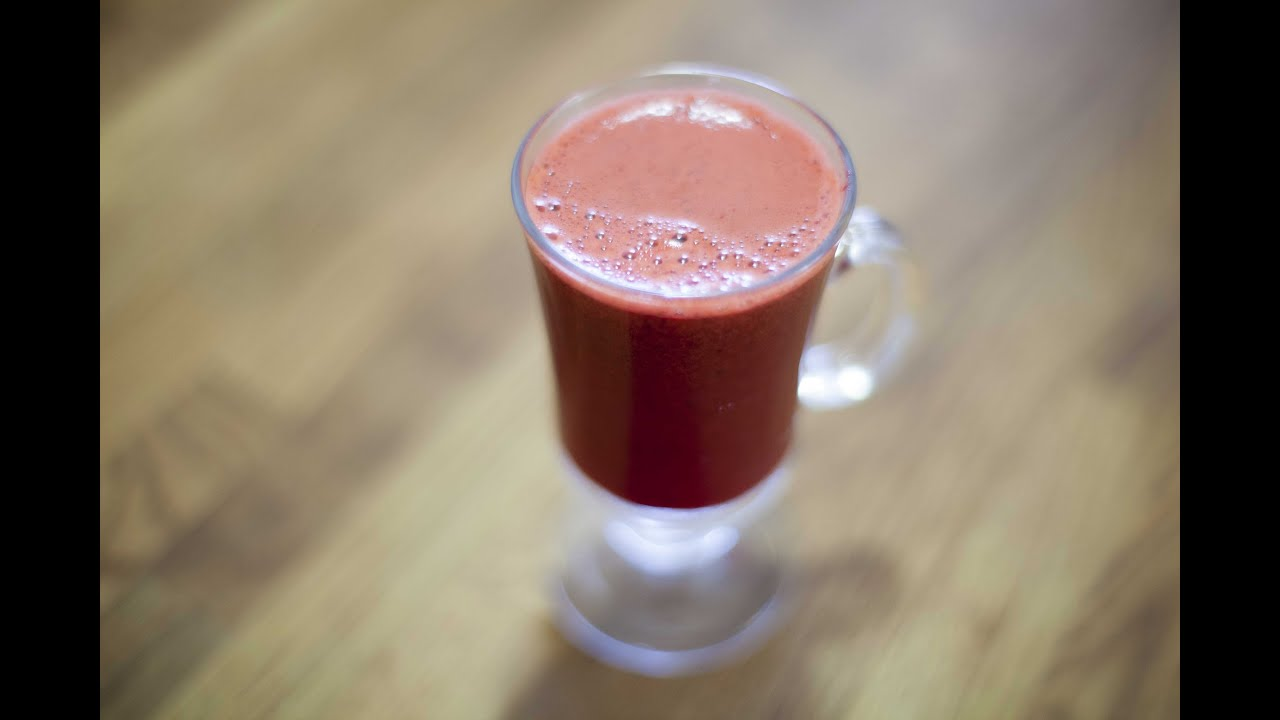 how to make carrot juice without a blender
