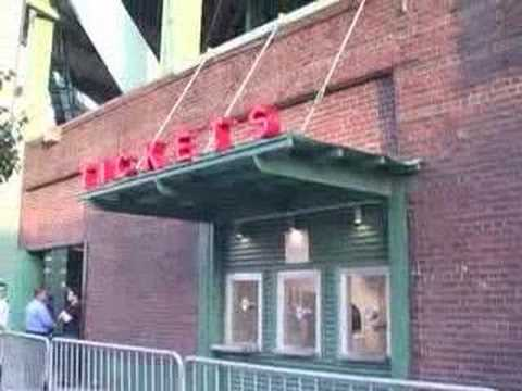 Fenway Park Video