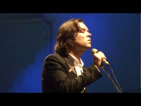 RUFUS WAINWRIGHT - &quot;Song of You&quot; live in Hamburg 28. Nov. 2012