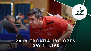 2019 ITTF Junior Circuit Golden, Croatia Junior Cadet Open