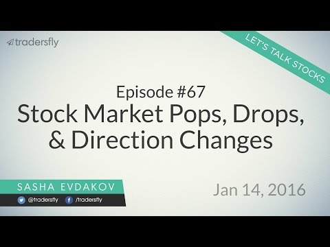 Ep #67: Stock Market Pops, Drops, & Direction Changes