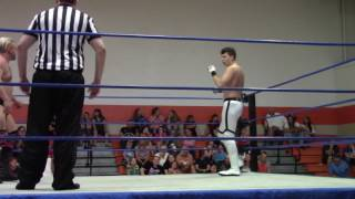 David Anthony vs Drew Game 2nd Camera Angle