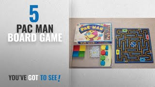Top 10 Pac Man Board Game [2018]: 1980 Pac-Man Game (Vintage Board Game) by Milton Bradley