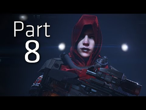 Killzone Shadow Fall Gameplay Walkthrough Part 8 - The Helghast - Mission 5 (PS4)