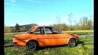 Dauerläufer Opel Ascona B & VW Golf 1