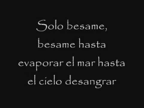 Tragico Ballet - Bésame