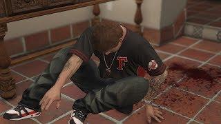 GTA V Michael kills his Son Jimmy