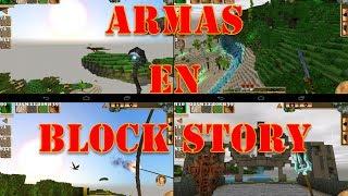 ARMAS EN BLOCK STORY ANDROID