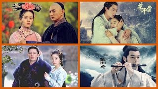 10 Bộ phim kiếm hiệp Trung Quốc hay nhất