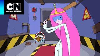 TOP 5: Canciones de Princesas | Hora de Aventura | Cartoon Network
