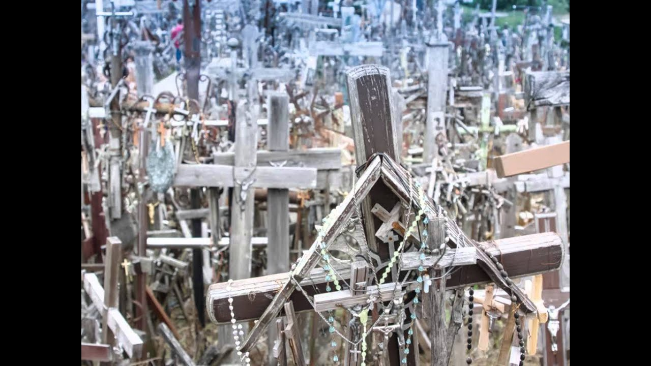 Crosses Hill Hill of Crosses Lithuania