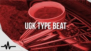 UGK / Lil Keke/ BIG Krit / Paul Wall Type Beat - Swanging And Sippin [Prod Cod3Red]