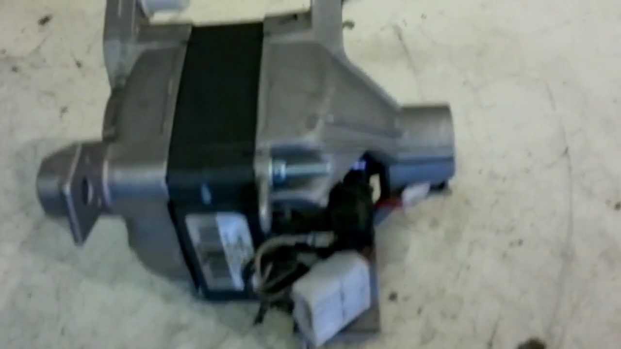 Whirlpool Washing Machine Motor Repair Part 8 Youtube