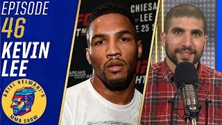 Kevin Lee challenges Rafael Dos Anjos to weigh in at 165 pounds | Ariel Helwani's MMA Show
