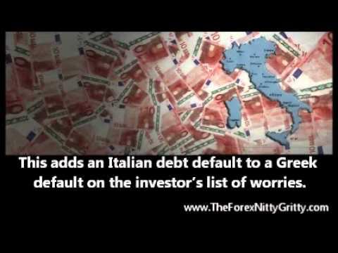 Italian Debt Default