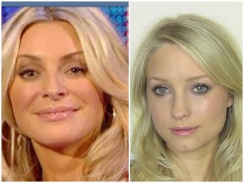 Tess Daly Strictly Come Dancing Tutorial