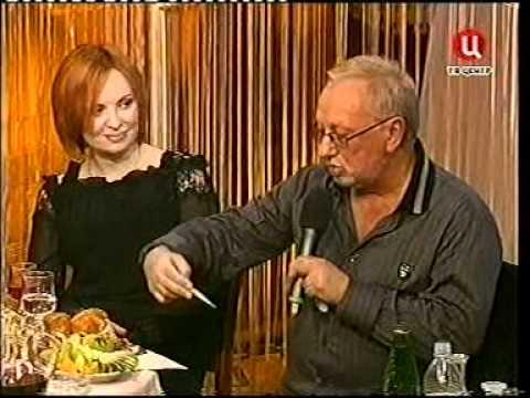 Владимир Качан в Приюте комедиантов ТВЦентр, 15 07 2011