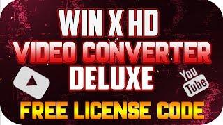 WinX HD Video Converter Deluxe Serial - WinX HD Video Converter License Free
