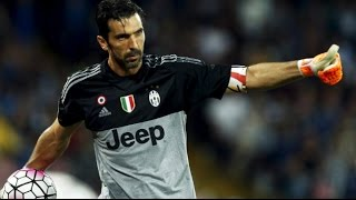 Gianluigi Buffon●Great Best Saves●Juventus FC●ᴴᴰ