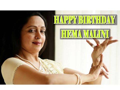 Bollywood's 'Dream Girl' Hema Malini Turns 67 | Happy Birthday Hema Malini