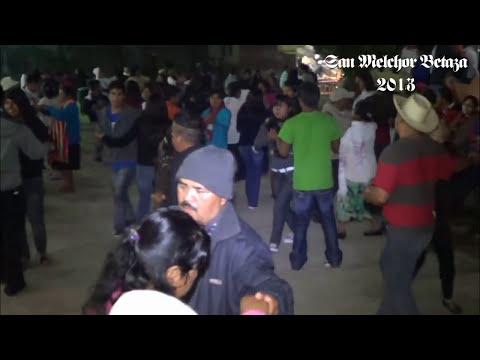 San Melchor Betaza 2013. Vispera