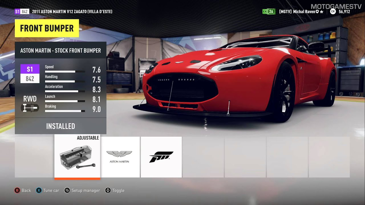 Best Forza  Cars
