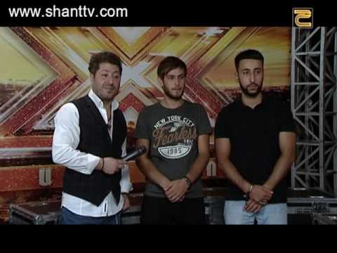 X-Factor 4 Armenia - Auditions 2-16.10.2016
