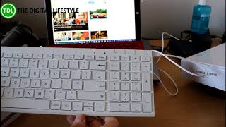 iClever Wireless Keyboard and Mouse Set