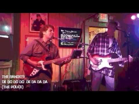 De do do do, De da da da (The Police) covered by The BANDiTS (Columbia, SC)