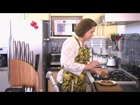 Carne de puerco con rajas - Recetas de cocina mexicana