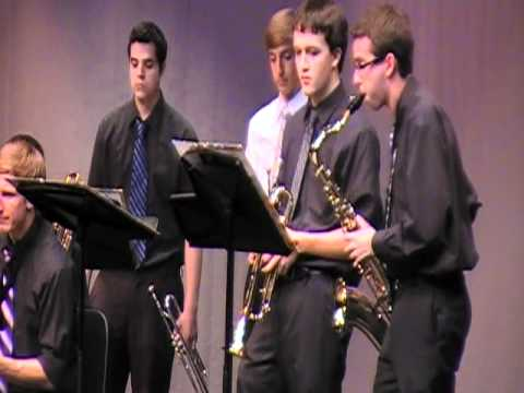 Patterson Mill High School Jazz Band 4/2011