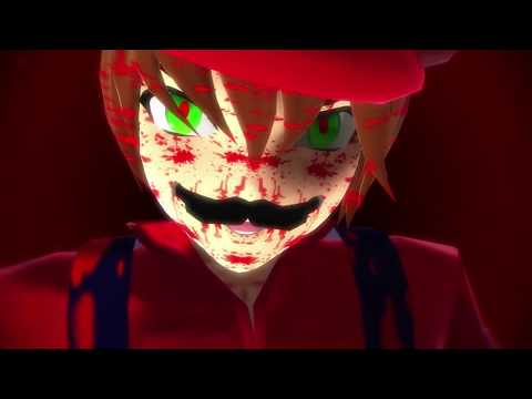 [MMD Mario The Music Box]  Chainsaw MEME {Update DL final count down 3 seconds}