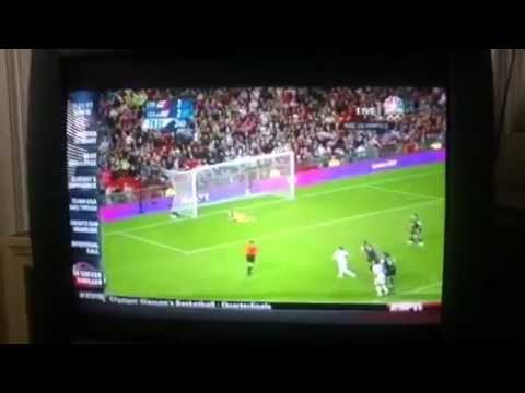 USA vs Canada Olympic 2012 Soccer Highlights