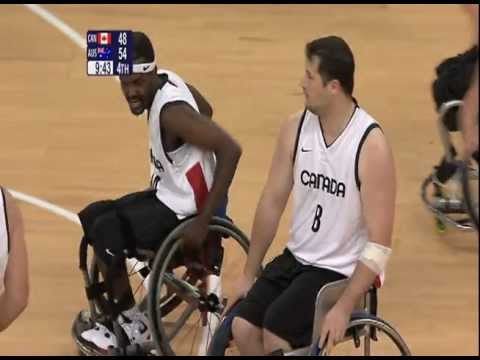 Wheelchair Basketball Final (Part 4) Beijing 2008 Paralympic Games
