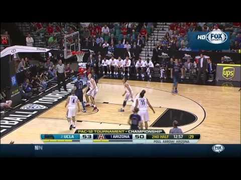 UCLA vs Arizona (3/15/2014) PAC 12 Championship
