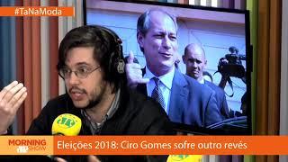 Nada de Bolsonaro. Maior rival de Lula é... Ciro!
