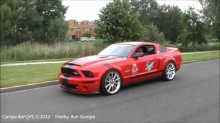 1000HP Ford Mustang Shelby GT500 Super Snake: RIDE, BURNOUT, REVVS & MORE!